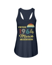 LIMITED 64 3 Ladies Flowy Tank thumbnail