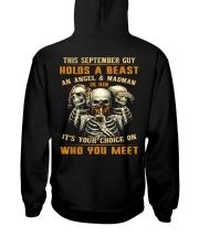 HOLDS 9 Hooded Sweatshirt back
