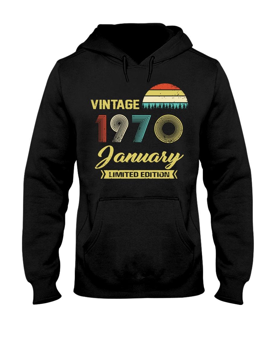 LIMITED 70 1 Hooded Sweatshirt