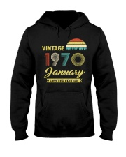 LIMITED 70 1 Hooded Sweatshirt front