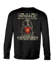 MONTENEGRIN GUY - 010 Crewneck Sweatshirt thumbnail