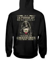CALIFORNIAN GUY - 07 Hooded Sweatshirt thumbnail