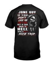 nice trip 6 Classic T-Shirt back