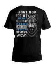 INSIDE 6 V-Neck T-Shirt thumbnail
