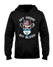 Salvadorian Hooded Sweatshirt front