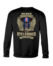 The Power - Icelander Crewneck Sweatshirt thumbnail