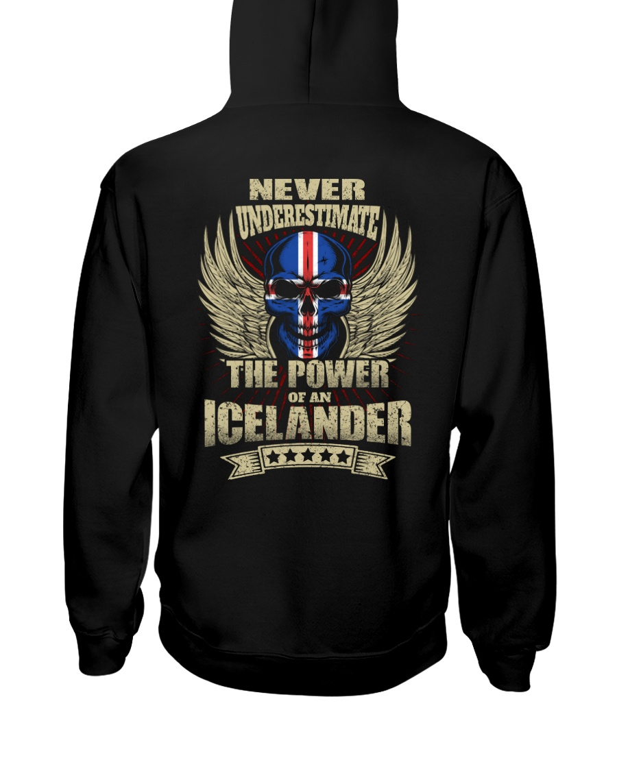 The Power - Icelander Hooded Sweatshirt