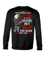MY HEAD 09 Crewneck Sweatshirt thumbnail