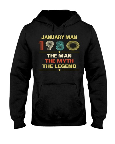 THE MAN 80-1