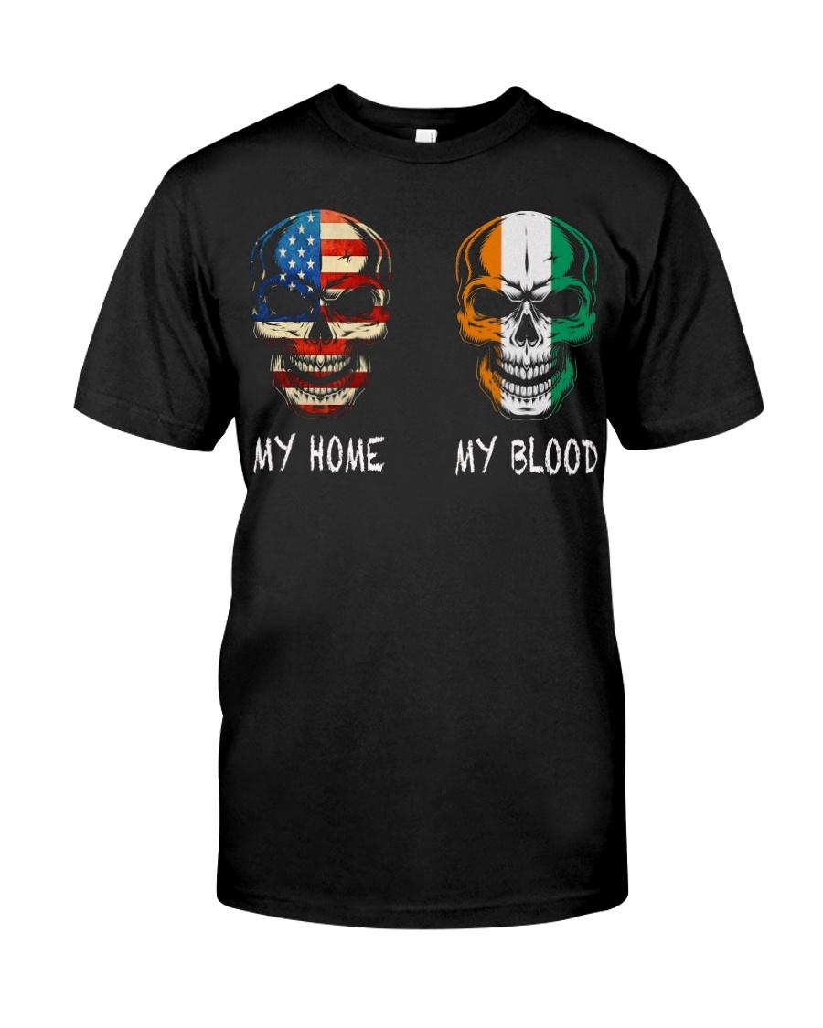 My Blood - Ivory - Coast Classic T-Shirt