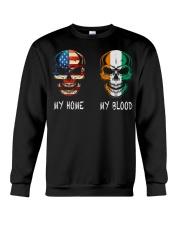 My Blood - Ivory - Coast Crewneck Sweatshirt thumbnail