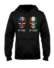 My Blood - Ivory - Coast Hooded Sweatshirt thumbnail