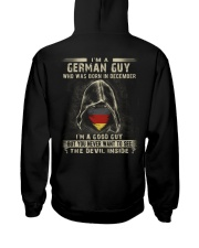 GERMAN GUY - 012 Hooded Sweatshirt tile