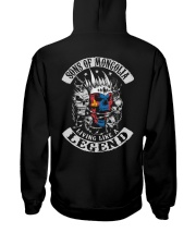 Sons Of Mongolia Hooded Sweatshirt thumbnail