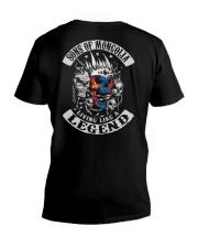 Sons Of Mongolia V-Neck T-Shirt thumbnail