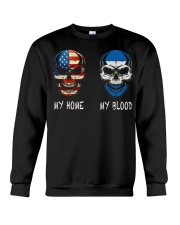 My Home America - Nicaraguan Crewneck Sweatshirt thumbnail