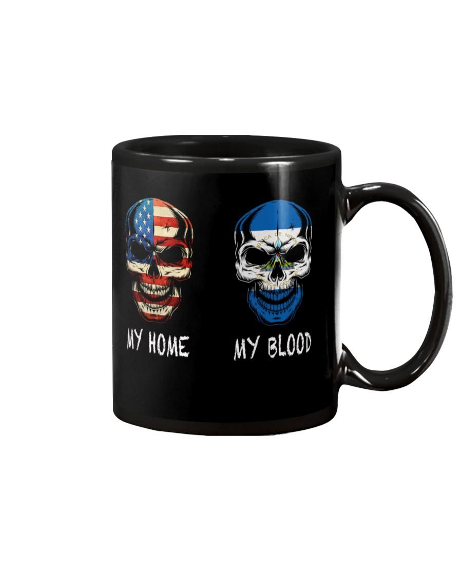 My Home America - Nicaraguan Mug
