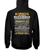 KINGS 11 Hooded Sweatshirt back