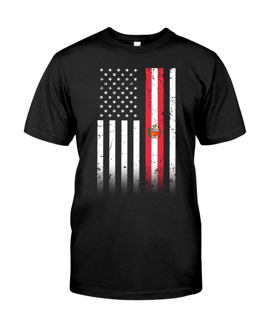 Peru Classic T-Shirt