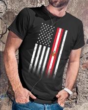 Peru Classic T-Shirt lifestyle-mens-crewneck-front-4