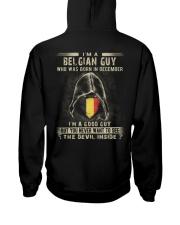 BELGIAN GUY - 012 Hooded Sweatshirt thumbnail