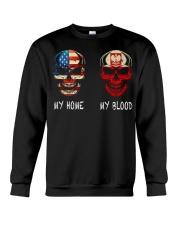 My Blood - Polish Crewneck Sweatshirt thumbnail