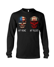 My Blood - Polish Long Sleeve Tee thumbnail