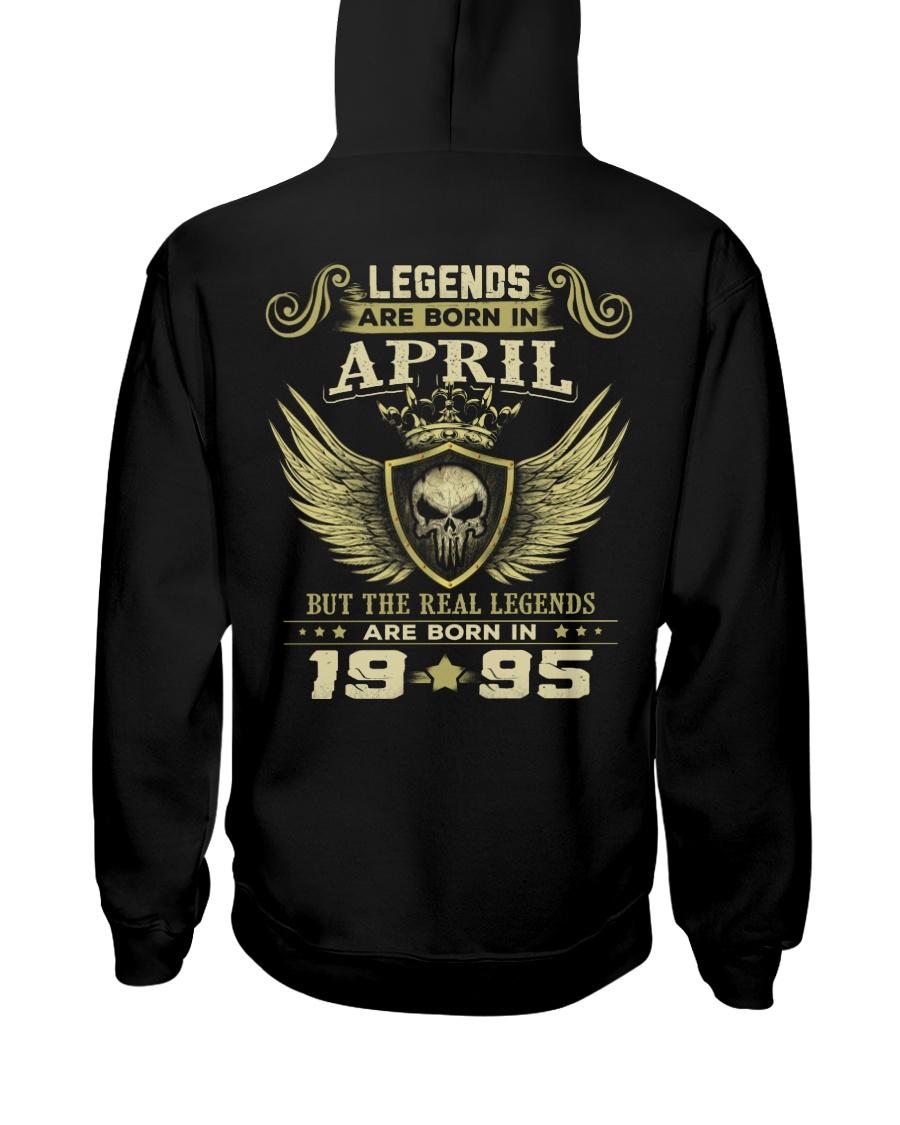 LEGENDS 95 4 Hooded Sweatshirt