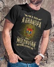 Dad-Moldavian Classic T-Shirt lifestyle-mens-crewneck-front-4