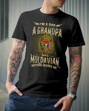 Dad-Moldavian Classic T-Shirt lifestyle-mens-crewneck-front-6
