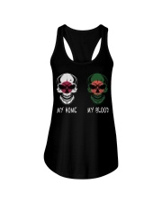 My Home Japan - Bangladesh Ladies Flowy Tank thumbnail