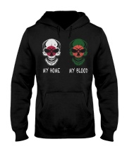 My Home Japan - Bangladesh Hooded Sweatshirt thumbnail