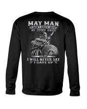 GAVE UP 5 Crewneck Sweatshirt thumbnail