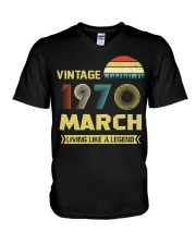 LIVING 70 3 V-Neck T-Shirt thumbnail