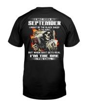 BLACK 9 Classic T-Shirt thumbnail