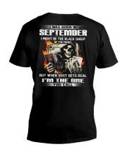 BLACK 9 V-Neck T-Shirt thumbnail