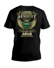 LG ARAB 08 V-Neck T-Shirt thumbnail