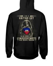 I'm A Good Guy - Haitian Hooded Sweatshirt tile