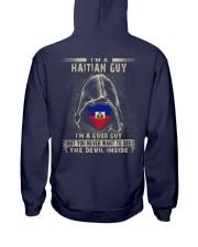 I'm A Good Guy - Haitian Hooded Sweatshirt back