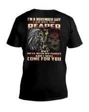 REAPER 11 V-Neck T-Shirt thumbnail