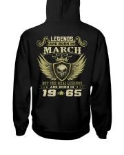 LEGENDS 65 3 Hooded Sweatshirt back