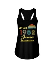 LIMITED 82 6 Ladies Flowy Tank thumbnail
