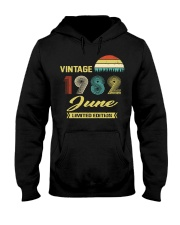 LIMITED 82 6 Hooded Sweatshirt front