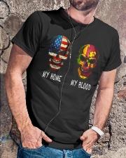 Srilanka Classic T-Shirt lifestyle-mens-crewneck-front-4