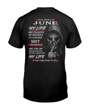 MY LIFE 6 Classic T-Shirt back