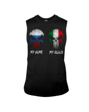 Home Russia - Blood Italy Sleeveless Tee thumbnail