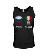 Home Russia - Blood Italy Unisex Tank thumbnail