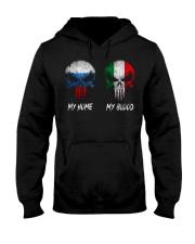 Home Russia - Blood Italy Hooded Sweatshirt thumbnail