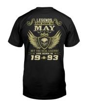 LEGENDS 93 5 Classic T-Shirt thumbnail