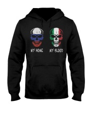 My Home Russia - Italy Hooded Sweatshirt thumbnail